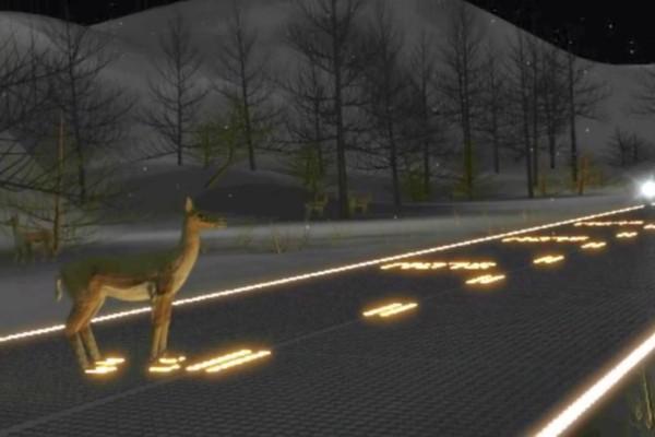 Zudem hat Scott Brusaw LEDs verbaut